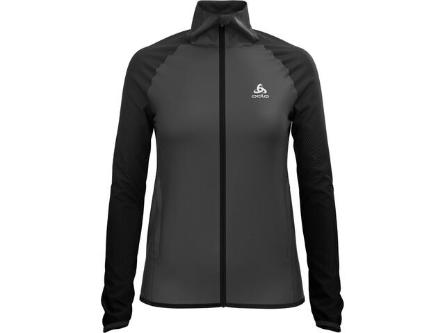 Odlo Zeroweight Warm Hybrid Jacket Women, black